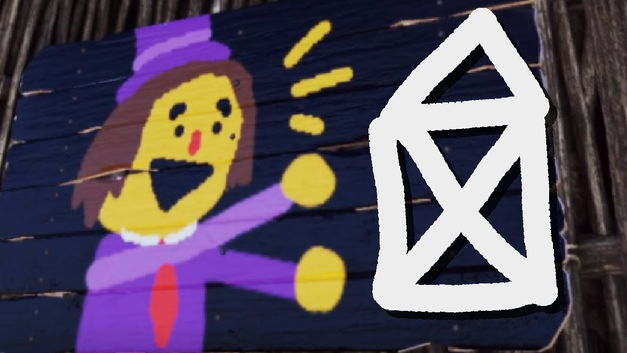 Zombey - Zombey zeigt sein Rust-Haus.