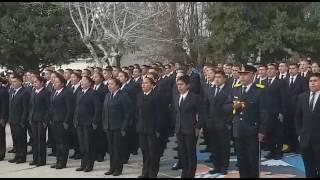 La Voz TV: Acto del Día de la Bandera en Plaza huincul