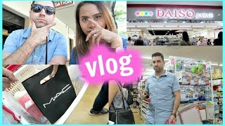 NAG SHOPPING SA MAC AT  DAISO AUSTRALIA  | rhazevlogs