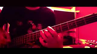 """""""The Rising Sun"""" Shinsuke Nakamura Theme Bass Cover WWE NXT"""
