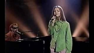 Vanessa Paradis''Lonely Rainbows'' Live - TV, 1993, Montréal
