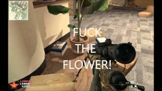 Fuck the Flower!