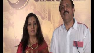 Celluloid Mega Event -  Sureshkumar & Menaka - on Mammootty & Mohanlal