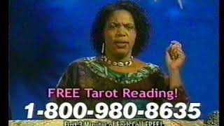 MISS CLEO COMMERCIAL-2000