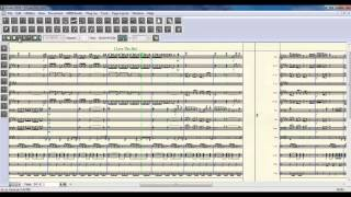 I Love This Shit - Marching Band Sheet Music (August Alsina ft. Trinidad James)