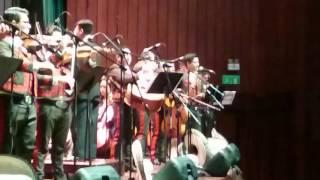 Mariachi Sol de América y Orquesta Sinfónica de Cuenca popurrí Mocedades