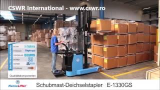CSWR International - importator HanseLifter - Motostivuitor E 1330GS