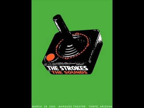 The Strokes Soho Shuffle Chords Chordify