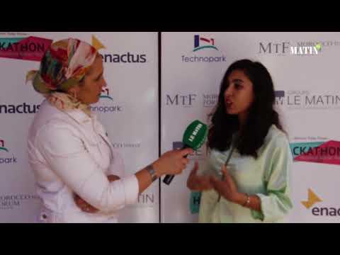 Video : Hackathon Morocco Social Tech 2018 : Atelier business model canvas