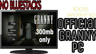 granny pc download no bluestacks