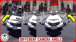 UPDATE: New video of KING ALARM incident EMERGES