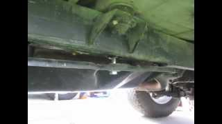 Jeep YJ, Transfer Case Lowering kit installation. Part #RE2100 (RE5505)