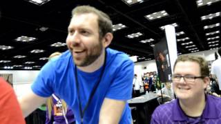 Meeting Bob And Wade At Indy PopCon 2016! (Lordminion777 and Muyskerm)