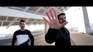 AREH ft. XENON - MONEDA GIRADA - [VIDEOCLIP] #OSCURO CLARO