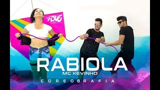 Rabiola - Mc Kevinho-Cia.Move Dance (Coreografia)