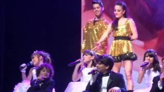 Ao mestre com carinho - Show do Carrossel (13/07/2013) - HSBC ARENA - RJ