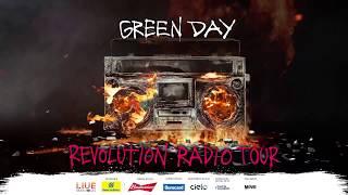 Green Day - Revolution Radio Tour - Brasil 2017