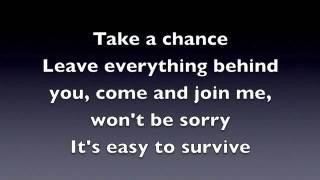 Baltimora - Tarzan Boy lyrics