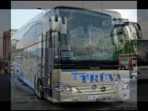Çanakkale Truva Turizm 2007-2013 Otobüs Filosu ( İyi Seyirler)