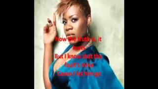 Truth Is Lyrics by Fantasia