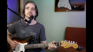 "ROCK AND ROLL IS KING (Electric Light Orchestra) Cover by James Marçal ""James Band"""