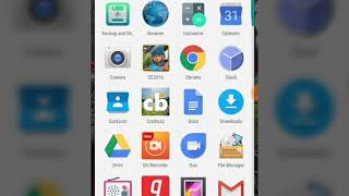 How to add face unlock in lava z70