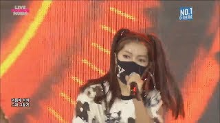 여고생(High School)-Baby Youre Mine 0607 LivePowerMusic (Stage performance)