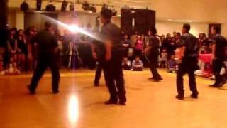 baile de los kings