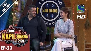 The Kapil Sharma Show - दी कपिल शर्मा शो–Ep-23-Sultan In Kapil's Mohalla– 9th July 2016 width=