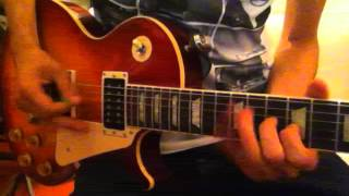 Guns N' Roses - The Garden Solo Cover