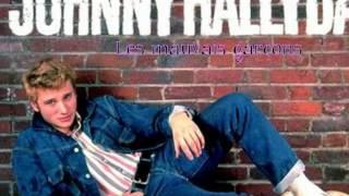 Les mauvais garçons Johnny Hallyday bande son cd.wmv