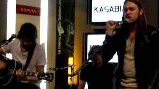 Kasabian - Fire - Sony Store - 3/06/2009