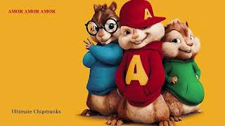 Jennifer Lopez - Amor, Amor, Amor ft. Wisin(High Quality) Chipmunks