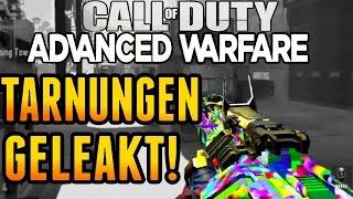 Advanced Warfare: GEHEIME TARNUNGEN GELEAKT! Neues Mikro-DLC? | COD AW German/Deutsch