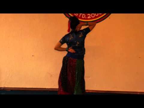 Ramri Pani Bhaki Chu, Miss. Tina Purja (Talent Round) Miss UK Nepal 2012