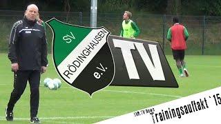SVR.TV News - Trainingsauftakt 2015/2016