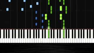 Maroon 5 - Maps - Piano Tutorial by PlutaX - Synthesia