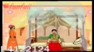 Akbar Te Acho Punjabi Dubbed Cartoon Story 4 width=