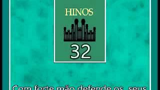 Hino SUD 32 - Castelo Forte (Português)