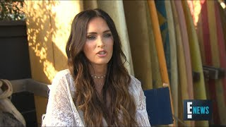 Megan Fox on Hollywood | E News Interview