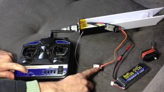 How to bind a Flysky Transmitter and Receiver FS-T4B