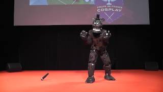 Freddy (FNAF) - Coupe de France Cosplay CGC 2017