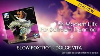 SLOW FOXTROT | Ely Bruna - Dolce Vita (29 BPM)