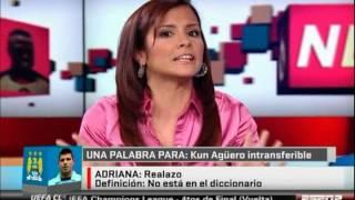 Adriana Monsalve da su opinión en Nación ESPN