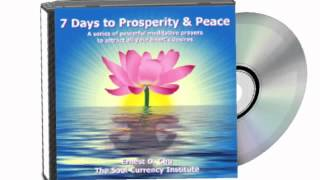7 Days to Prosperity and Peace - Prayers and Meditations by Ernest Chu