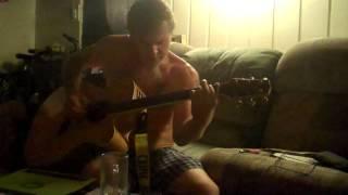 Kasabian-Underdog-Acoustic Guitar Cover 07 2015
