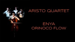 Enya - Orinoco Flow instrumental violin cover string quartet