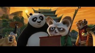 PO's RAGNAROK - Thor Ragnarok Trailer 1 + Kung Fu Panda 1-3 MASH-UP Trailer