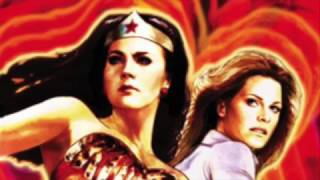Wonder Woman '77  Meets Bionic Woman