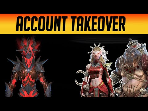 ACCOUNT TAKEOVER BUILDING TO BEAT FACTION WARS 20&21! | Raid: Shadow Legends